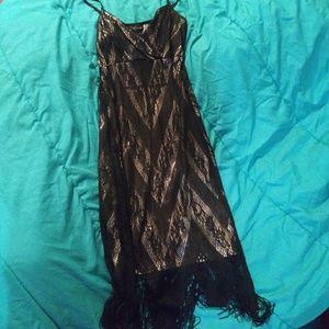 Tassle dress